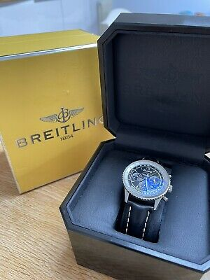 Breitling Navitimer Montbrillant - Automatic Vintage Watch A41330