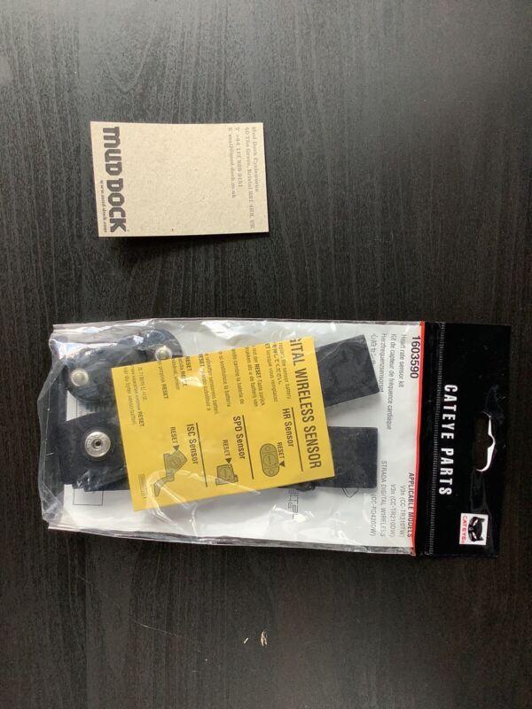 Cateye Heart Rate Speed Sensor Kit HR-10