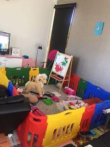 Baby child safe fence Maribyrnong Maribyrnong Area Preview