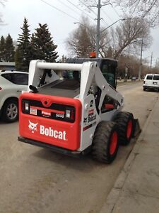 BOBCAT AND DUMP TRAILER FOR SALE 2014 and 2015