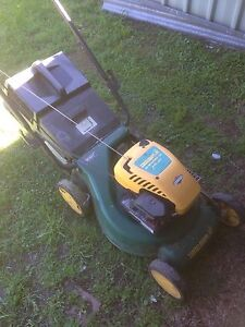 Yard man top of the range lawn mower Casula Liverpool Area Preview