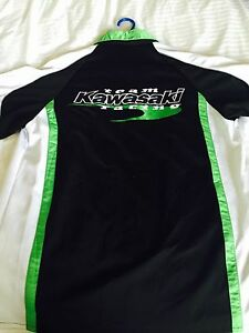 Genuine Kawasaki Motorcycle clothing - set of 4 Baulkham Hills The Hills District Preview