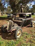 1934 Ford 3 window coup rare hot rod  Newstead Mount Alexander Area Preview