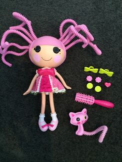 La la loopsy silly hair doll The Junction Newcastle Area Preview