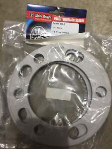 5-6 Bolt Wheel Spacers - 4