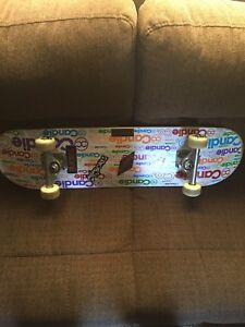 Candie co skateboard
