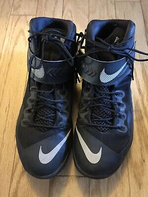 Nike Lebron Zoom Soldier 8 Mens Mid high top Basketball Shoes Size 12