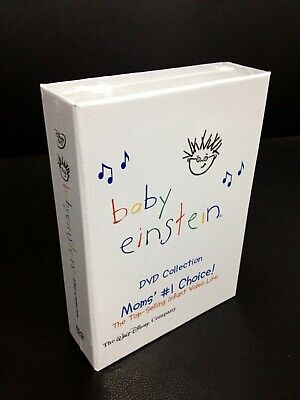 BABY EINSTEIN DVD COLLECTION (26 disc DVD Box Collection) NEW!