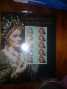 Stamp collection Munno Para Playford Area Preview
