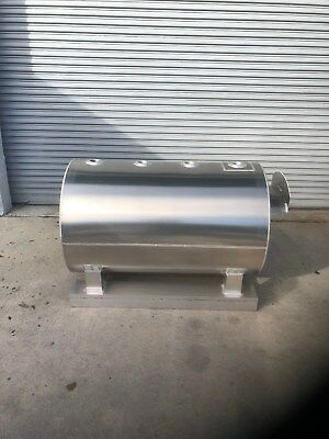 Fuel Storage Tank Aluminum 150 Gallon