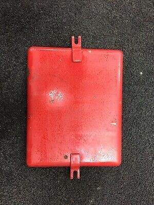 International Farmall Cub Battery Box Lid