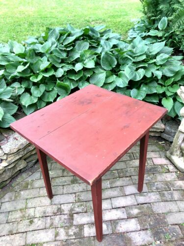 Antique Lancaster County, PA Work Table