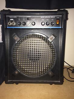 Guitar amplifier Belrose Warringah Area Preview