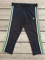 schwarze 3/4 Sport Leggings von Adidas Gr.XS/S Rheinland-Pfalz - Forst an der Weinstraße Vorschau