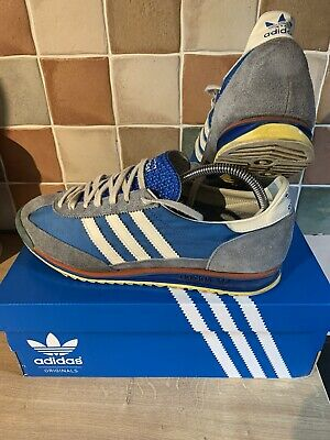 adidas trainers size 10 Vintage SL 72's