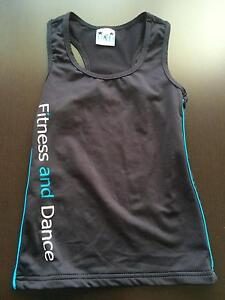 FAD Fitness and Dance girls size 6 singlet Manly West Brisbane South East Preview