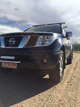 Nissan Navara ST-X D40 Alice Springs Alice Springs Area Preview
