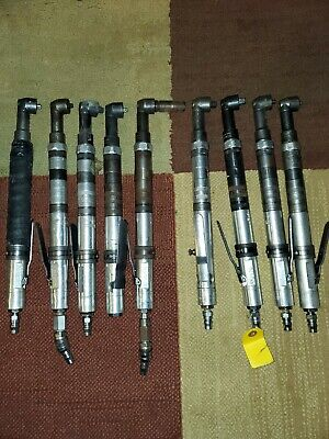Cleco 5rnal-254bh Pneumatic 90 Right Angle Air Driver Screwdrivernutrunner