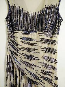 Evening Sequin Dress Full Length - Used Once Lane Cove Lane Cove Area Preview
