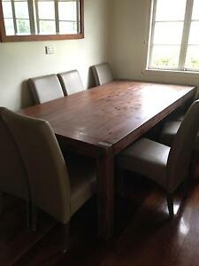 Silverwood 9 Piece Dining Suite Manly West Brisbane South East Preview