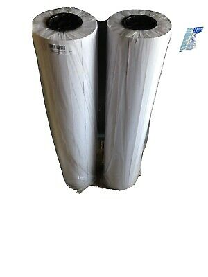 New Paper Rolls Engineering Bond 30x500x3 Core 3cr 20lb. 2 Rollscarton