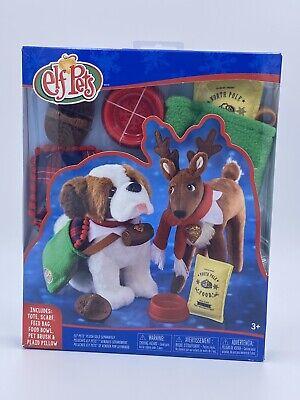 Elf On The Shelf Elf Pets Good Tidings Accessories Set Brand New