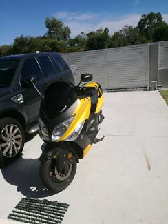Yamaha TMAX 500Z