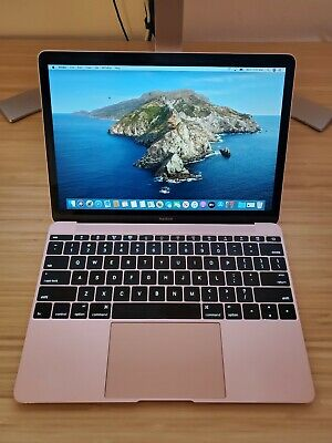 Apple MacBook 12'' 512 GB Rose Gold Laptop - MMGM2LL/A (April, 2016)