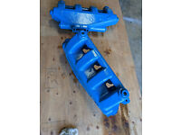 Crusader Marine exhaust manifold big block 8.1L (set of two), new