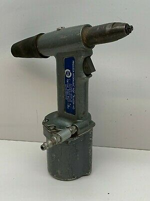 Usm United Shoe Machinery Prg520a Hydraulic Pop Riveter No. 5467