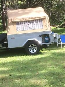 Off Road Camper Trailer Burleigh Heads Gold Coast South Preview