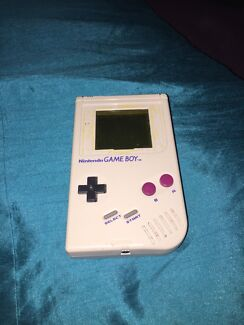 Classic Nintendo Gameboy & pocket link cable