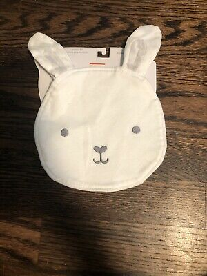 Just One You Baby Teething Bib Bunny