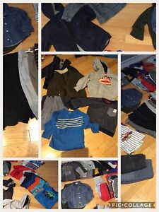 Baby Boy Size 1-2.5 years old Clothing - Lot of 59 items
