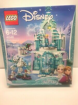 LEGO Frozen Elsa's Magical Ice Palace Disney Princess 41148 Anna Marshmallow