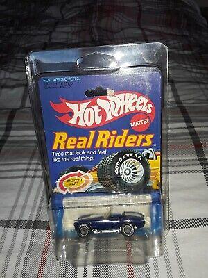 1982 Hot Wheels Real Riders Cobra!!