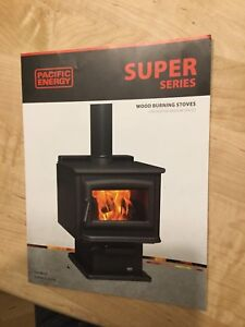Pacific Energy Super 27 wood stove