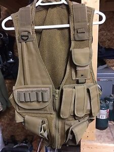 Fishing / hunting/ paintball vest