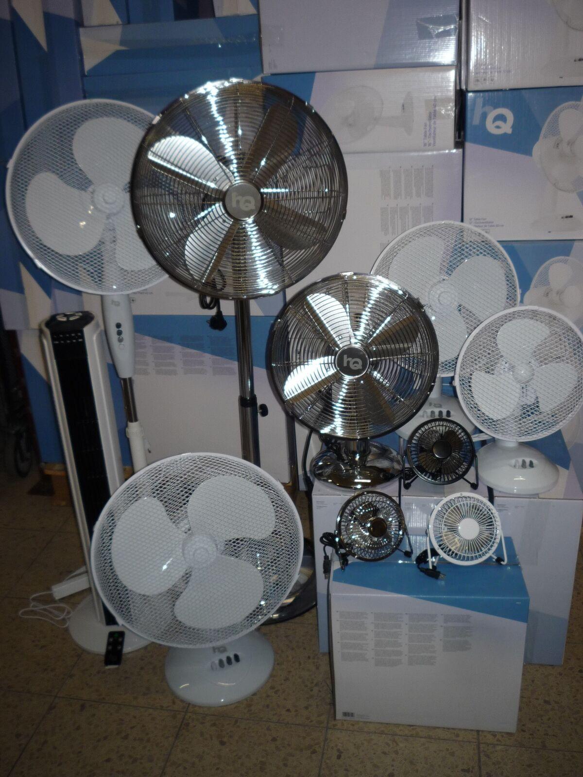 Miniventilator, Tischventilator, Turmventilator,Standventilator,Säulenventilator