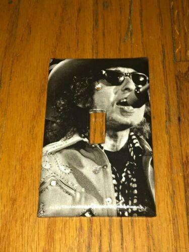 BOB DYLAN ROCK LEGEND Light Switch Cover Plate