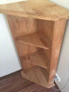 Wooden display shelf Muswellbrook Muswellbrook Area Preview