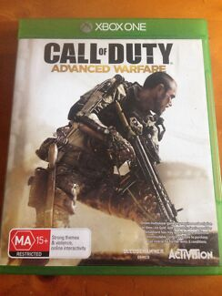 CALL OF DUTY ADVANCED WAFARE Liverpool Liverpool Area Preview