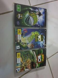 PSP video games $5 each or $10 for all