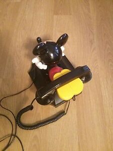 MICKEY MOUSE COLLECTABLE TELEPHONE updated NEW AD ########## Windsor Region Ontario image 3