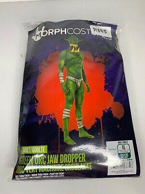 Morphsuit Jaw Dropper Orc Clown Halloween Fancy Dress Costume M - XXL Morphsuits](Xxl Clown Costume)