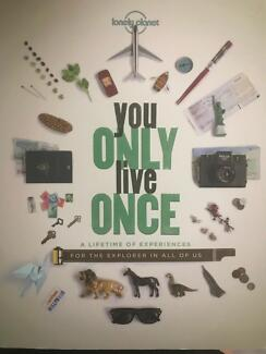 Lonely Planet You Only live once