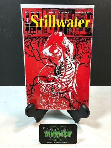 STILLWATER #1 BY ZDARSKY & PEREZ IMAGE COMICS NM 9/16/20