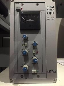 SSL Stereo Master Bus Compressor Port Melbourne Port Phillip Preview