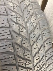 Winter Tires P225/65/R16