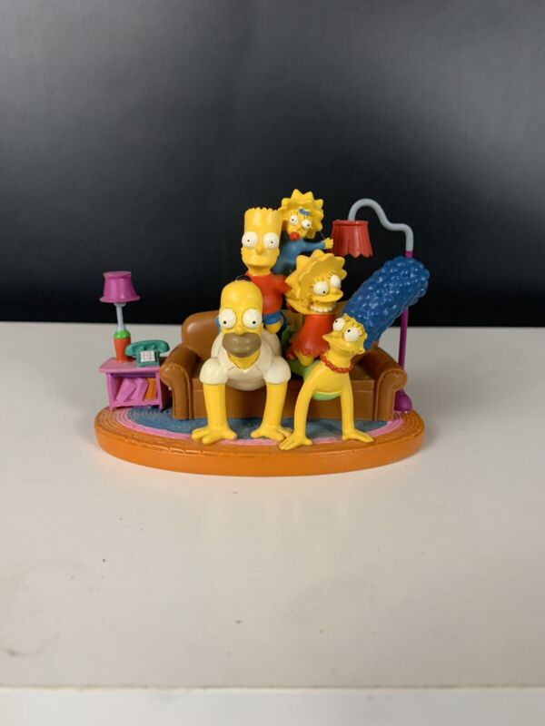 "The Simpsons ""COUCH PYRAMID"" Sculpture Collection"